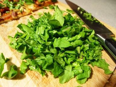 Arugula, a high nitric oxide food