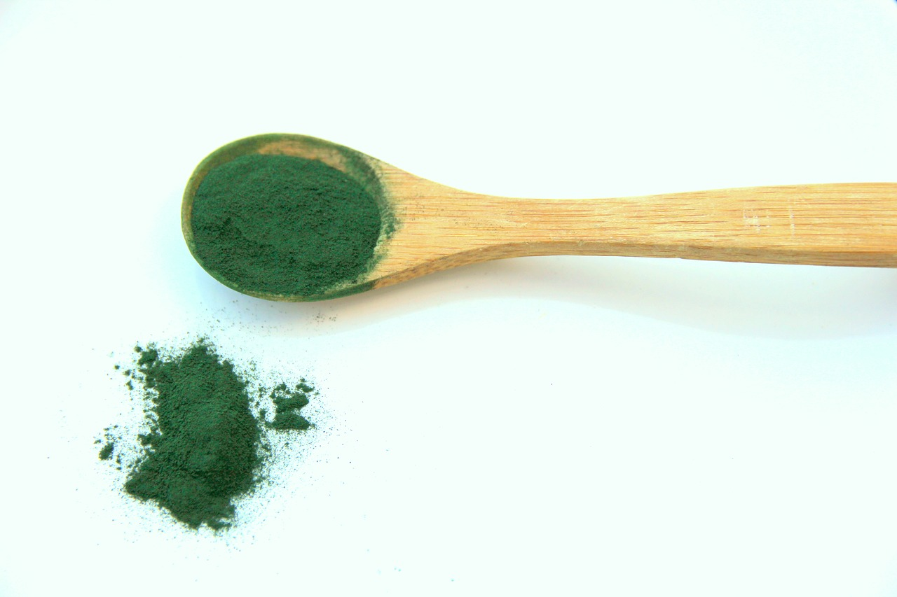 Spirulina an algae is a miracle of nature It is 1 of the few plant sources of Vitamin B12.