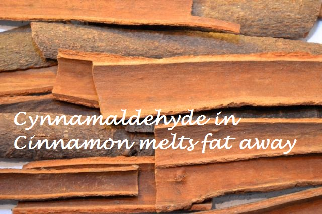 Cinnamon activates Thermogenesis to boost metabolism and help you lose weight