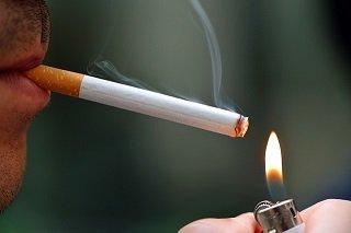 Smoking destroys your manhood